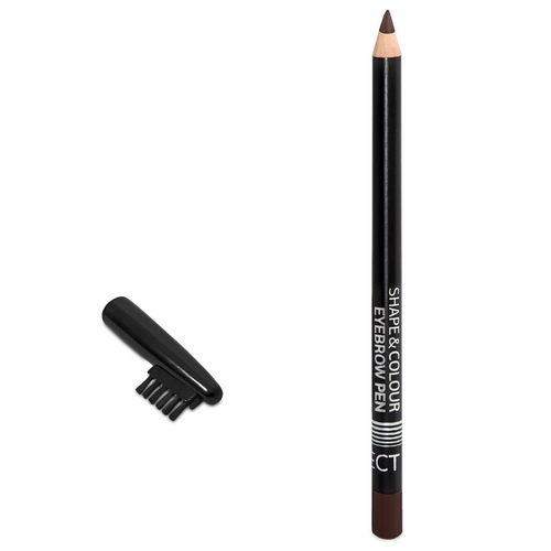 Shape & Colour Eyebrow Pen Dark Brown