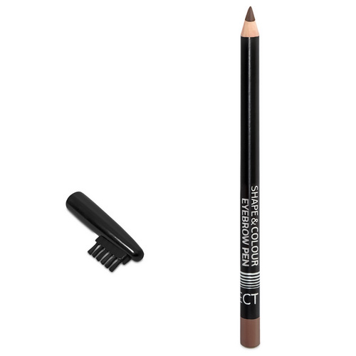 Shape & Colour Eyebrow Pen Light Brown